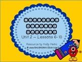 Journeys Second Grade Writing Rubrics Unit 2