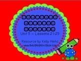 Journeys Second Grade Writing Rubrics Unit 5