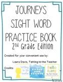 Journeys Common Core Sight Word Practice Book