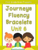 Journeys Sight Word Fluency Bracelets - works with Unit 6