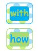 Journeys Sight Words - Kindergarten~ ALL 88 WORDS!