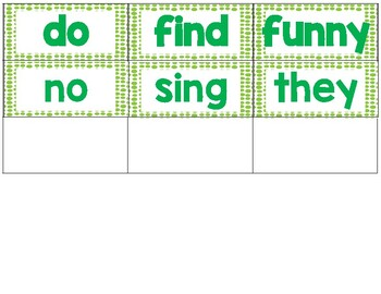 Journeys Sight Words For Word Wall