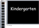 Journeys Sight Words Kindergarten - Second
