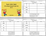 Journeys Kindergarten Sight Words Super Pack