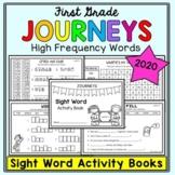 Journeys Sight Words - Sight Word Activity Books - First Grade