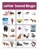 Journeys Sound Spelling Bingo