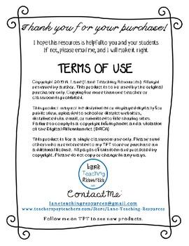 Journeys Spelling ABC Order Unit 3 Lessons 11-15