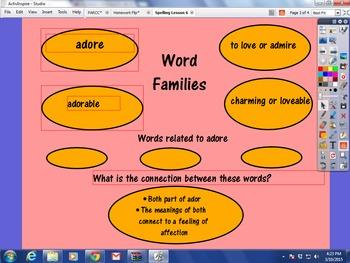 Journeys Spelling Activities Unit 2 Lessons 6-10