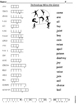 Journeys Spelling Activities for Unit 3 Lesson 11 Technology Wins