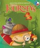Journeys Spelling Sorts 1st Grade