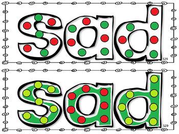 Journeys Spelling Words Dot Art Lessons 21-30 (1st Grade)