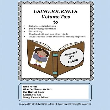 Journeys Study Guides Volume 2