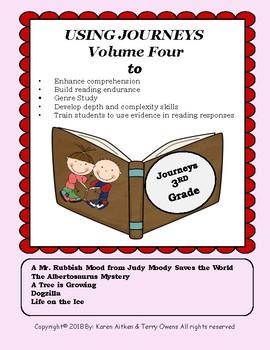 Journeys Study Guides Volume 4