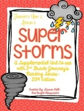 Journeys- Super Storms Supplemental Unit {Unit 2: Lesson 8}