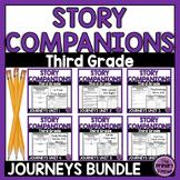 Journeys THIRD Grade Story Companions: THE BUNDLE