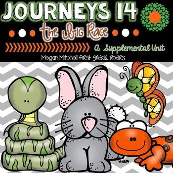 Journeys The Big Race 14 A Supplemental Unit