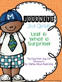 Journeys The Dog that Dug for Dinosaurs Grade 2 {Editable}