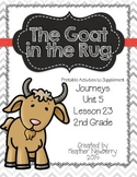 Journeys: The Goat in the Rug (Unit 5, Lesson 23)