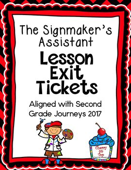 Journeys-The Signmaker's Assistant