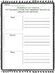 Journeys The Signmaker's Assistant Grade 2 {Editable}