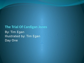 Journey's The Trial Of Cardigan Jones Day 1