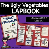 Journeys The Ugly Vegetables Lapbook