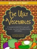 Journeys- The Ugly Vegetables Supplemental Unit {Unit 2: L