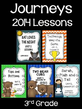 Journeys Third Grade (2014 Lessons)