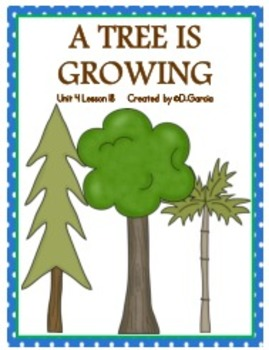 Journeys Third Grade A Tree is Growing