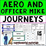 Aero and Officer Mike Journeys Third Grade Unit 3 Lesson 14 Activities