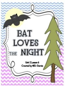 Journeys Third Grade Bat Loves The Night