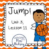 Third Grade: Jump! (Journeys Supplement)