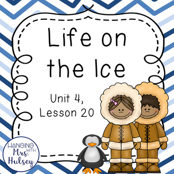 Third Grade: Life on the Ice (Journeys Supplement)