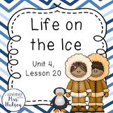 Third Grade: Life on the Ice (Journeys Supplement)