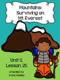 Third Grade: Mountains: Surviving on Mt. Everest (Journeys Supplement)