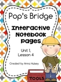 Pop's Bridge (Interactive Notebook Pages)