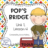 Third Grade: Pop's Bridge (Journeys Supplement)