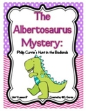Journeys Third Grade The Albertosaurus Mystery