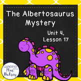 Third Grade: The Albertosaurus Mystery (Journeys Supplement)