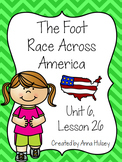 Third Grade: The Foot Race Across America (Journeys Supplement)