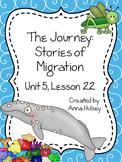 Third Grade: The Journey: Stories of Migration (Journeys S