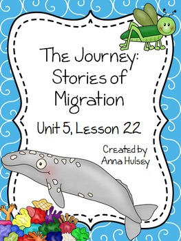 Third Grade: The Journey: Stories of Migration (Journeys S