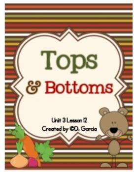 Journeys Third Grade Tops and Bottoms