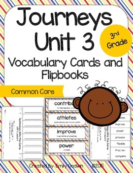 Journeys Third Grade: Unit 3
