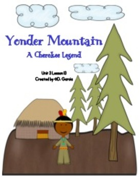 Journeys Third Grade Yonder Mountain
