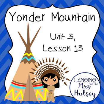 Third Grade: Yonder Mountain (Journeys Supplement)