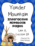 Yonder Mountain (Interactive Notebook Pages)