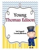 Journeys Third Grade Young Thomas Edison