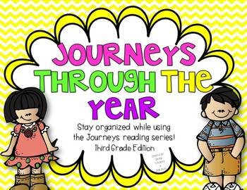 Journeys Through the Year-Third Grade