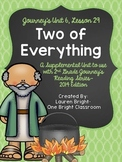 Journeys- Two of Everything Supplemental Unit {Unit 6: Lesson 29}